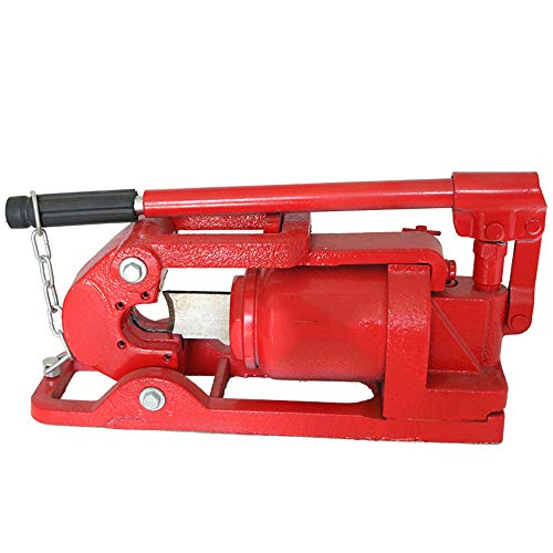 BAOSHISHAN QY-30 Hydraulic Cable Cutter Wire Rope Cutting Tool Cutting Force 7.5T for Dia 30mm Wire Rope/Cable