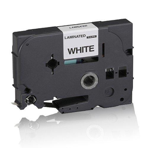 Schriftband kompatibel für Brother Ptouch TZE-231 P-Touch GL 1000 P-Touch GL 200 P-TouchH105 P-TouchH300 P-TouchH300Li P-TouchRL700S W-B B-Wschwarz auf Weiss TZ 231 TZE 231 12mm TZ231