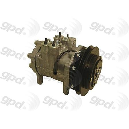 Amazon Com Global Parts Distributors New A C Compressor Fits 82 91 F Series Pickup 6511437 Automotive
