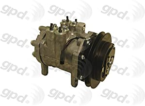 Global Parts 6511437 A/C Compressor