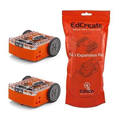 Edison Educational Robot for STEM Activities - Creator Bundle
