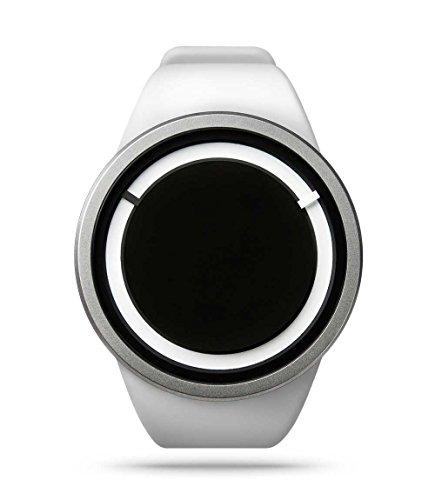 Ziiiro Watches Z0010WW - Orologio da polso, cinturino in silicone