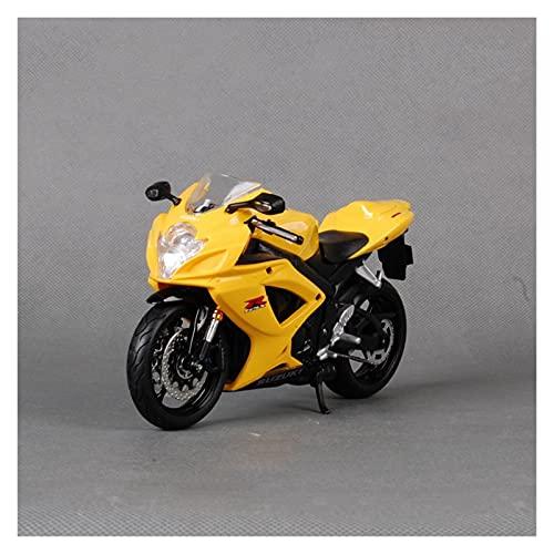 El Maquetas Coche Motocross Fantastico 1:12 para Suzuki GSX1300R Simulación Aleación Fundición A Presión Modelo De Motocicleta Colección Regalo Coche De Juguete Regalos Juegos Mas Vendidos