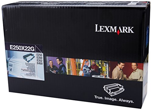 Lexmark E250X22G Photoconductor Kit for E250, E350, E352 & E450 Printers
