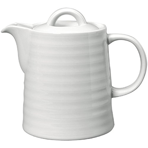 Cafetera Intenzzo Porcelana Blanca 700ml