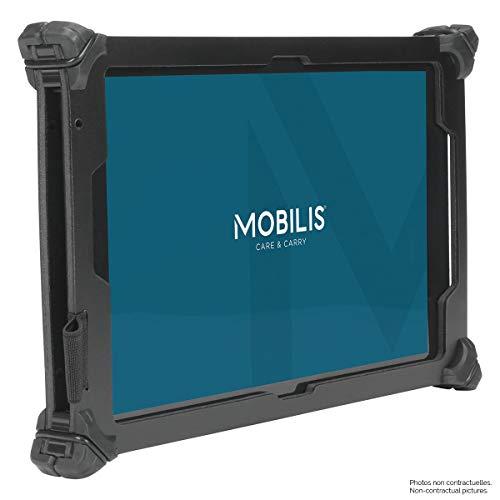 Mobilis Resist Pack 24,6 cm (9.7 Zoll) Mantelhülle Schwarz - Tablet-Schutzhüllen (Mantelhülle, Samsung, Galaxy Tab S3, 24,6 cm (9.7 Zoll), Schwarz)