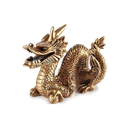 lachineuse Dragón de Suerte Feng Shui