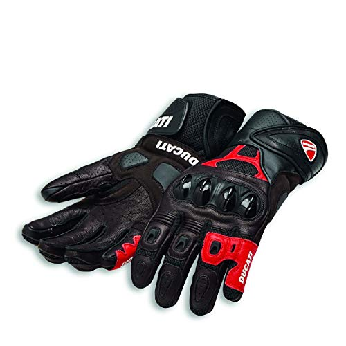 Ducati Alpinestars 98104210 Corse Sport Racing Handschuhe Motorrad SPEED AIR C1 (XL)