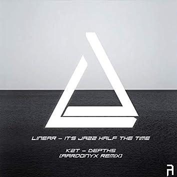 It's Jazz Half The Time / Depths (Aardonyx Remix)
