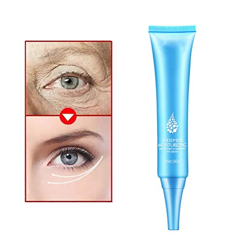 Eye Cream Deep Moisturizing Repair Eye Care, Hyaluronic Acid + Complex Amino acid - The Best Solutions - Remove Eye Bags Dark Circles Anti-wrinkle Anti-aging Anti-puffiness, Removes Wrinkles