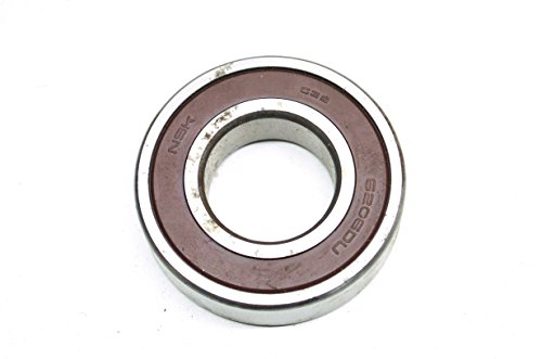 NSK 6206DU DEEP Groove, Ball Bearing, Single Row