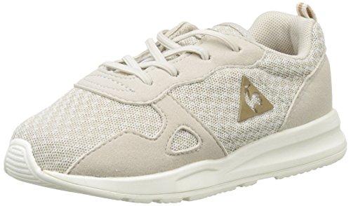 Le Coq Sportif Jungen Mädchen LCS R600 Inf Sneakers, Grau (Gray Morn/Marshmallo), 22 EU