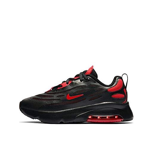 Nike Air Max Exosense Psv Sneaker Nera Da Bambino CN7877-001
