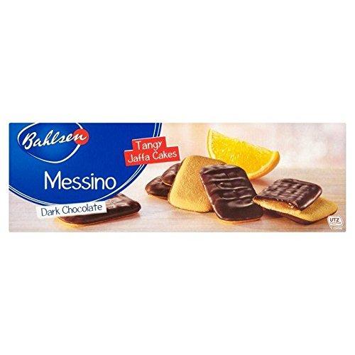 Bahlsen Messino Chocolat Biscuits À L'Orange 125G - Paquet de 2