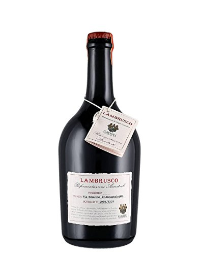 Lambrusco di Modena DOC Rifermentazione Ancestrale Gavioli 2016 0,75 L