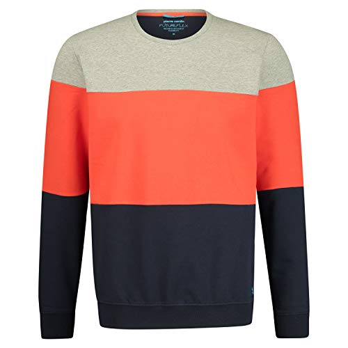 Pierre Cardin Sweatshirt'Sweat RH' orange (4695 Fiesta) M