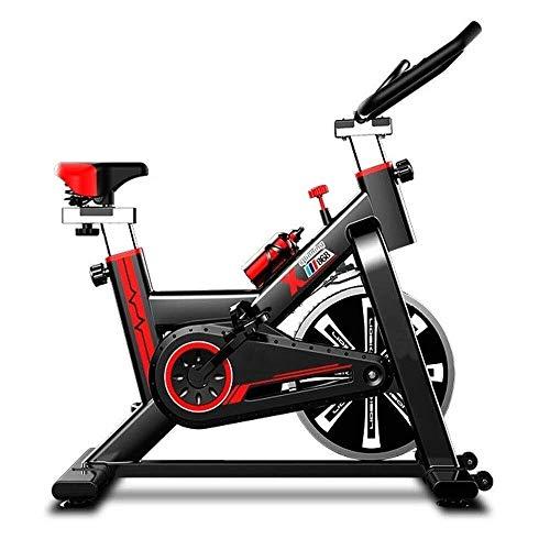YASE-king Biciclette Palestra avanzata Biciclette Trainer con Computer Training ed ellittica Cross Trainer Cyclette Esercizio
