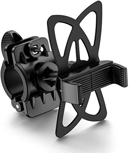 Youfen Handyhalterung Fahrrad,360° Drehbare Universelle Handyhalter Fahrradhalterung Motorrad, für 4,5-6.5 Zoll Handys, für iPhone 11 Pro Max/X/XS/XR/8, Samsung S10/ S10e/ S10 Plus (11.1cm)