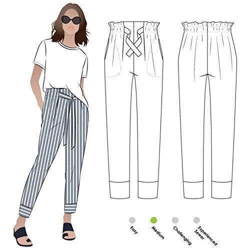 Style Arc naaipatroon - Tully Broek Sizes 18-30
