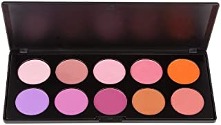 Coastal Scents 10 Color Blush Too Palette (PL-018)