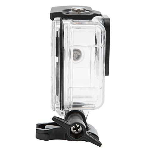 Buceo 50m Estuche impermeable para GoPro Hero 9 Resiste la presión, evita la caída y no se deforma, para la cámara de movimiento GOPRO HERO 9