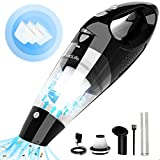 VacLife Handheld Vacuum, Cordless with High Power & Quick Charge Tech, Silver (VL188)