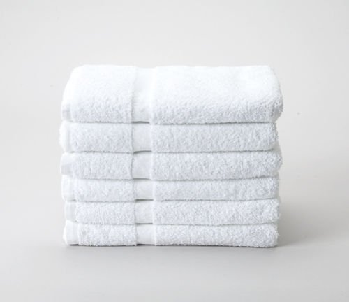 5 Max 59% OFF Dozen NEW 60 20x40 White Towels 5# Bath Towel Pool Cheap super special price PER