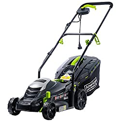 top 10 corded lawn mower American Lawn Mower Company 50514 14 inch Electric Lawn Mower 11A Black