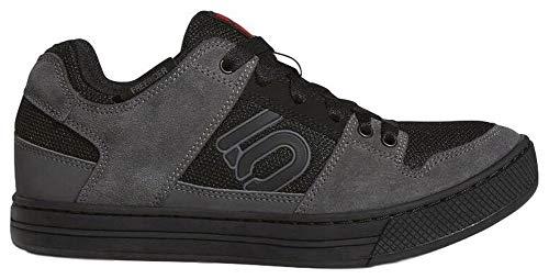 Five Ten Freerider Men's Mountain Bike Shoe, Size 9.5, Black/Grey Five/RED