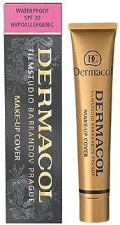 Dermacol Make-up Cover - Waterproof Hypoallergenic Foundation 30g 100% Original Guaranteed (207)