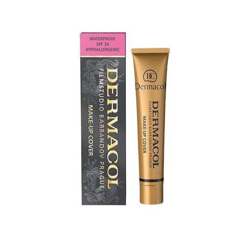 Dermacol Hochdeckend MAKE UP COVER FOUNDATION hypoallergen, für alle Hauttypen, (224)