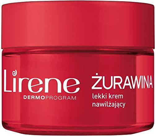 Lirene - Crème hydratante légère Superfood for Skin CRANBERRY