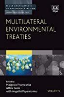 Multilateral Environmental Treaties (Elgar Encyclopedia of Environmental Law)