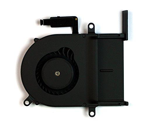 Power4Laptops Ventilador para Ordenadores portátiles para el procesador Lado Derecho Compatible con...