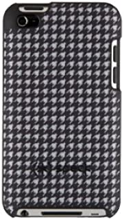 Speck Fitted Case with Fabric-Backed Protective Shell for iPod touch 4G -Dalmatian Houndstooth