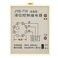 JYB-714ベース220V水位制御リレー付き液体レベルリレー水位コントローラー