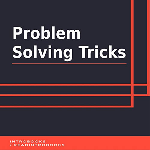 Couverture de Problem Solving Tricks