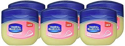 Set of Six Vaseline Baby Gentle Protective Petroleum Jelly-1.7 oz Travel size by Vaseline
