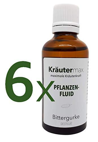 Kräutermax Bittergurke Tropfen 6 x 50 ml Momordica Charantia