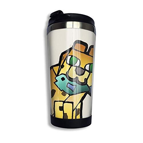 DJNGN Alex 'S Best Friend Coffee Travel Mug Taza de doble pared de acero inoxidable con aislamiento al vacío Tazas de vaso 13.5 oz