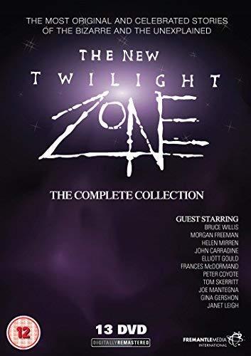 Más allá de los límites de la realidad / The New Twilight Zone - Complete Collection - 13-DVD Boxset ( The Twilight Zone ) [ Origen UK, Ningun Idioma Espanol ]
