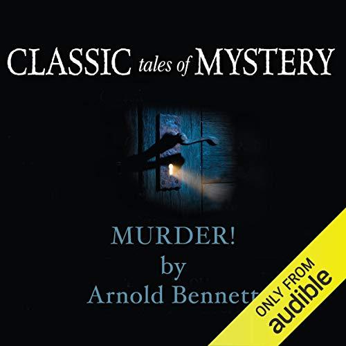 Classic Tales of Mystery: Murder! copertina