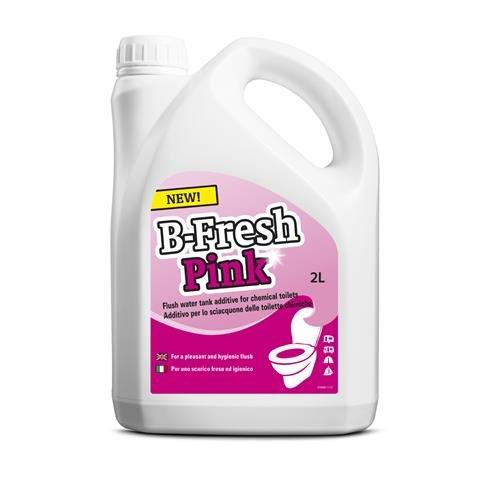 NEFFY SHOP B-Fresh Pink addittivo Multifunzione per Toilette chimiche-15868, Unica