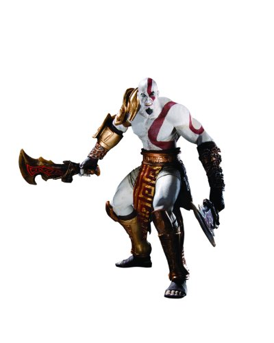 Action Figur God of War 3 Kratos (14cm/5,5