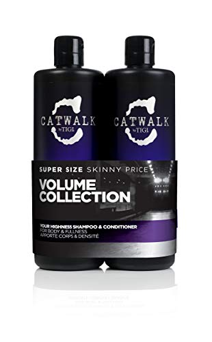 Catwalk by Tigi Your Highness Volume Shampoo and Conditioner 2 x 750 ml