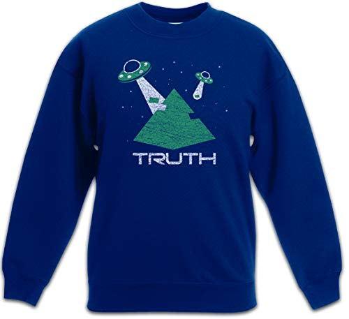 Urban Backwoods Truth Kinderen Jongens Meisjes Sweatshirt Pullover Trui