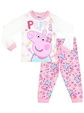 Peppa Pig - Pijama para niñas 3-4 Años