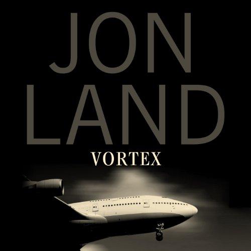 Vortex audiobook cover art