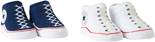 Converse Baby Girls 0-24m 2 Pack...
