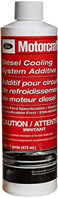 Ford Genuine Fluid VC-8 Diesel Cooling System Additive - 16 oz.
